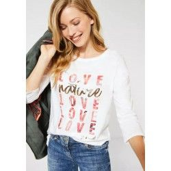 "T-shirt   ""love""  -  Cecil"